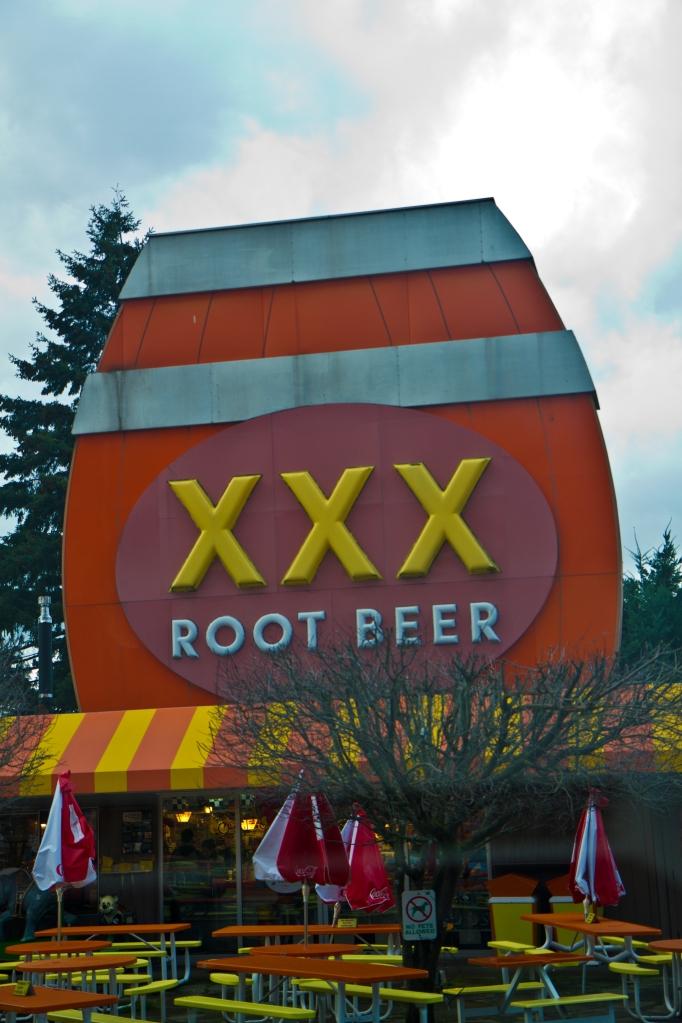 Triple XXX Root Beer Drive-In