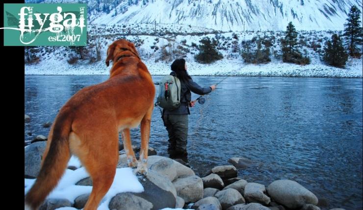 FlyGal Fly Fishing; April Vokey
