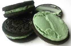 Photo of Oreos from JIm's Chocolate Mission
