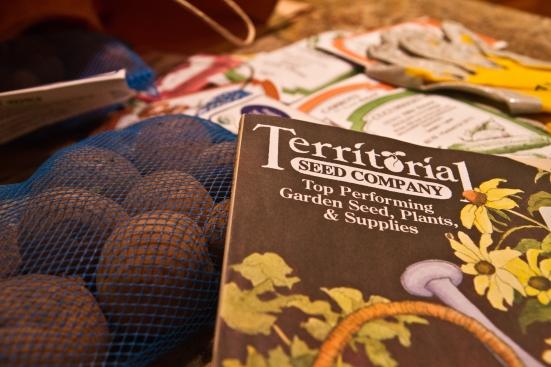 Territorial Seed Company catalog